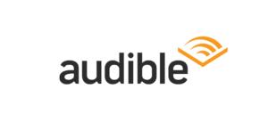 audibleのロゴ